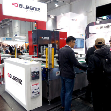 ALBENIZ PRESENT IN TIRE TECHNOLOGY 2019