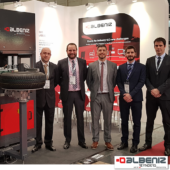 ALBENIZ Team Tire_Technology 2020